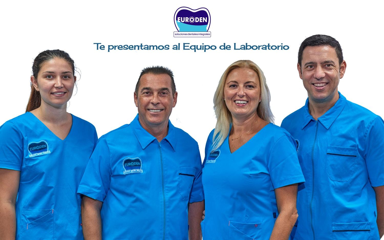 Equipo de Clinica Euroden